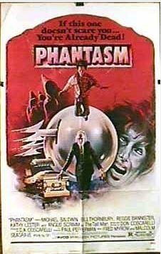Original Phantasm Poster