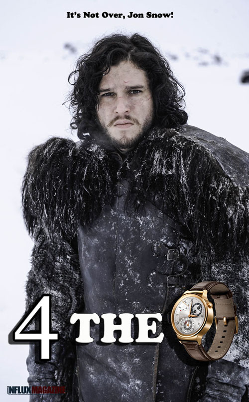It's Not Over, Jon Snow!