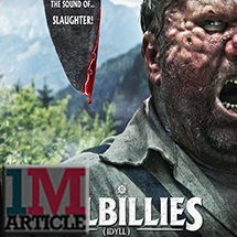 Killbillies, Slovenia's First Horror Film on DVD and Streaming