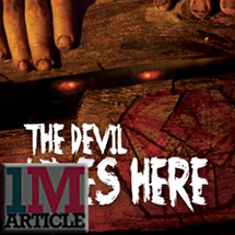 Brazilian horror 'The Devil Lives Here' Released by Artsploitation